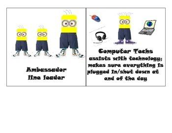My Minions Leader Jobs
