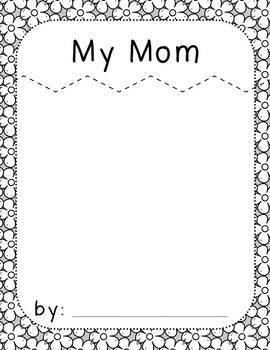 My Mom Book