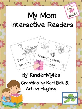 My Mom Interactive Readers