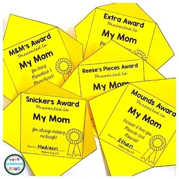 My Mom is a Star! ~ Mother's Day Celebration & Activities