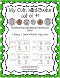 My Coin Money Mini-Book Readers Set of 4