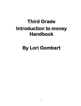 My Money Book Third Grade