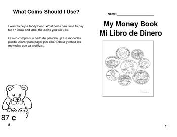 My Money Book/Mi Libro de Dinero