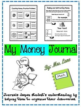 My Money Journal