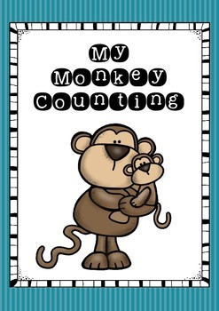 My Monkey Counting