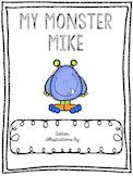 My Monster Book (Editable)