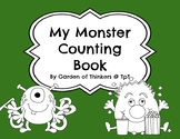 My Monster Counting Book
