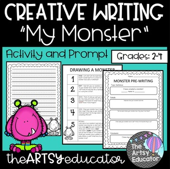 """My Monster"" Creative Writing!"