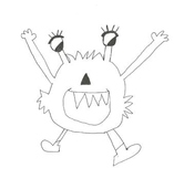 My Monster Graphic Organizer