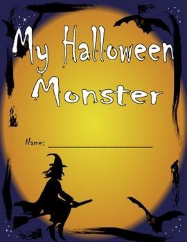 Halloween Workbook