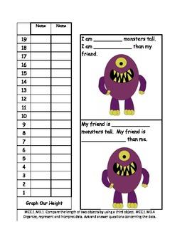 My Monster Measurement