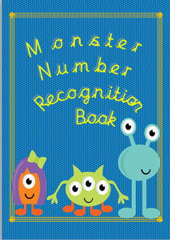 My Monster Number Recognition Book
