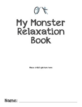 My Monster Relaxation Book