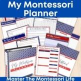 My Montessori Planner