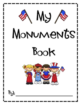 My Monuments Book