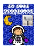 My Moon Adventure {Activity Pack}
