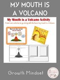 My Mouth is a Volcano Activities