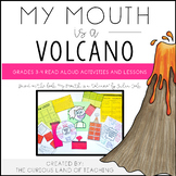 My Mouth is a Volcano Lesson and Activities