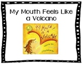 My Mouth is a Volcano Social Story