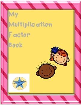 My Multiplication Book