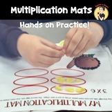 Multiplication Math Center: Multiplication Mats