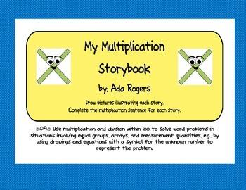 My Multiplication Storybook