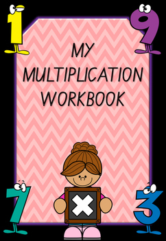 My Multiplication Workbook!