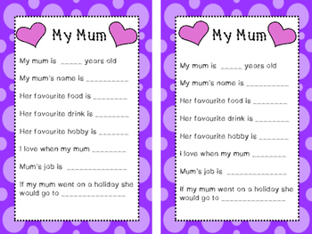 My Mum - Mother's Day Bundle