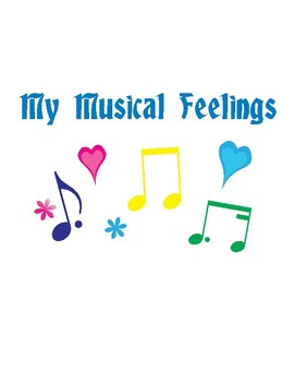 My Musical Feelings- Valentine's Day Activity