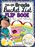 My NEXT Year Bucket list FLIP BOOK (End of year activity f