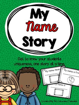 My Name Story