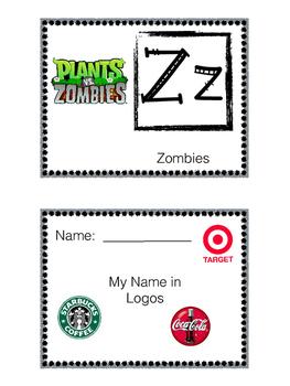 Environmental Logos - Alphabet - Wordwall