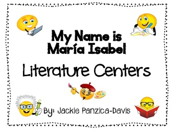 My Name is María Isabel - Literature Centers