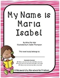 My Name is Maria Isabel Novel Study