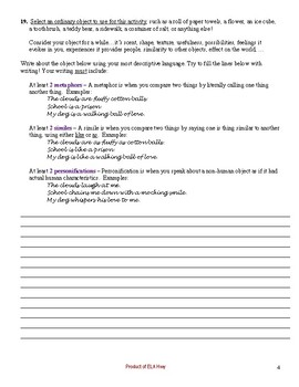 My Name is Mina and I Love the Night by David Almond: Full Novel Workbook