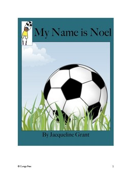 My Name is Noel - Juvenile Fiction - Multicultural