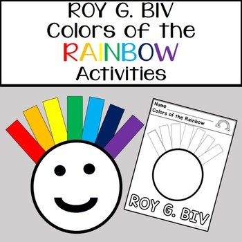 My Name is Roy G. Biv