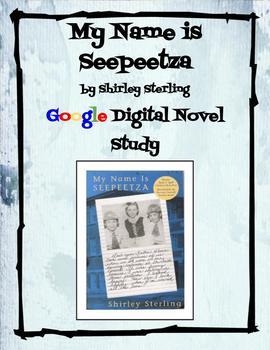 My Name is Seepeetza Digital Interactive Novel Study Notebook