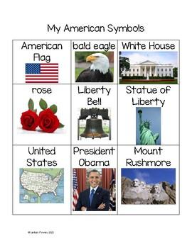 My National Symbols