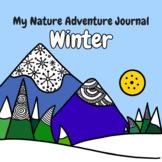 My Nature Adventure Journal - WINTER
