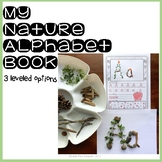 My Nature Alphabet Book