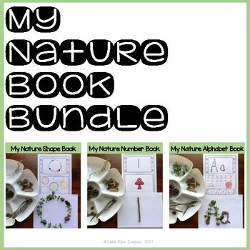 My Nature Book BUNDLE