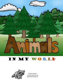My Nature Notebook: Animals in My World