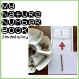 My Nature Number Book