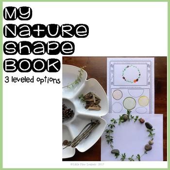 My Nature Shape Book