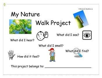 My Nature Walk Project