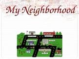 My Neighborhood PPT Book