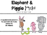 My New Friend Is So Fun! {Elephant and Piggie Packs}