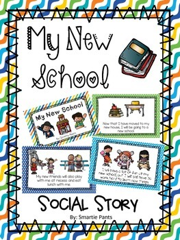 My New School Social Story