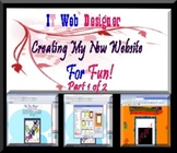 My New Website Tutorial 102 Part 1of 2